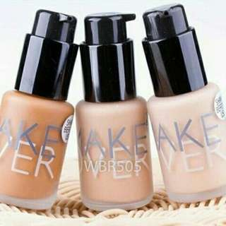 Make Over Foundation Liquid