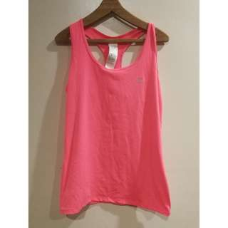 Bright Pink Tank Top from Decathlon