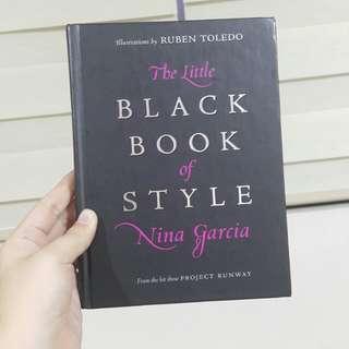 Nina Garcia's Little black book of style