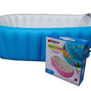 Baby Bath Tub - Inflatable