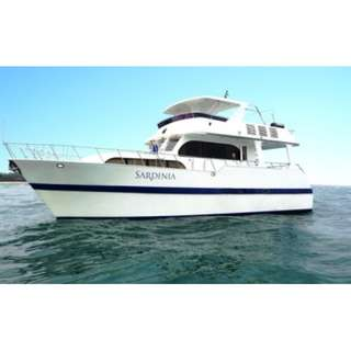 From $100 per pax - Luxury Yacht Rental Package