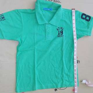 3pcs Boy's Polo Shirts free delivery within MM