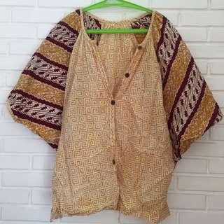 Outer Batik Jumbo bigsize