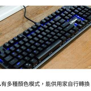 全新 Zotac mek1青軸機械鍵盤