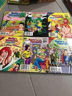 Archie Comics : Betty & Veronica Double Digest