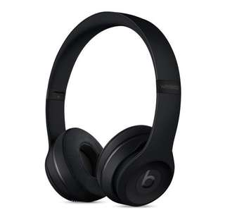 Beats Wireless Headphones (black) - NEW IN BOX
