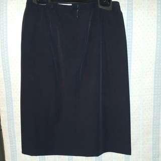 G2000 黑色斯文裙,7碼
