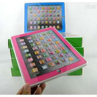 Ypad Tablet Educational toys