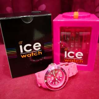 100% Authentic Ice Watch for SELL ( Full Set With Box & Paper bag)