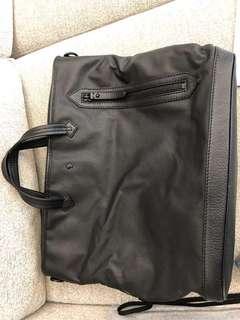 Porter leather bag(皮袋)