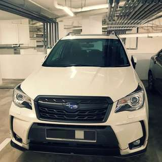 Plasti dip your car car 🚗 Plastidip Subaru Forester