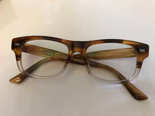 Gucci frame in good condition.