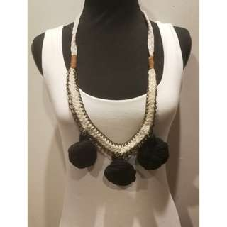Rags2Riches Handwoven Necklace