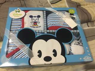 New - Disney Baby Gift Set