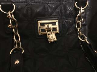 Black kk bag
