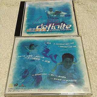 Eric Suen Autographed CD