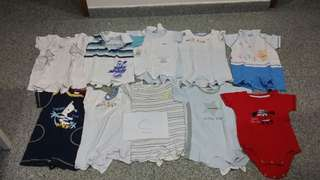 Baby clothes (Set C)