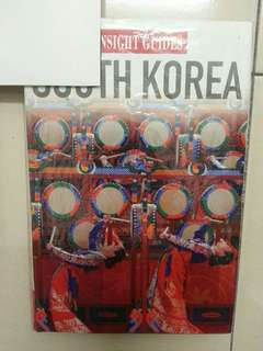 Insight Guides South Korea 8th Edition 2007 + Free Photo Frame