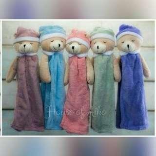 Hand Towel Teddy