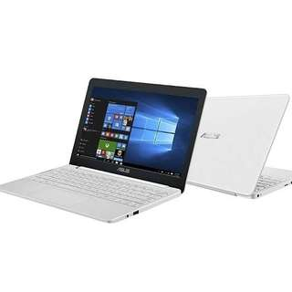 KREDIT Laptop ASUS E203NAH ready kamera HP PS4