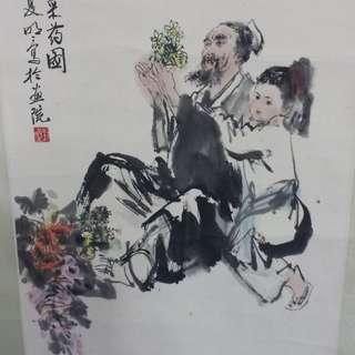 王明明 Chinese Painting