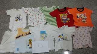 Baby Clothes (Set D)