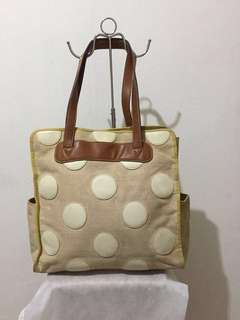 Fossil Authentic Tote Bag