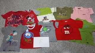 Baby clothes (Set E)