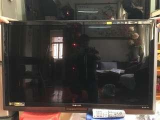 SHARP LC-46LX710H電視