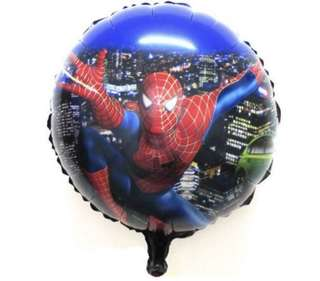 Spider-Man Round Balloon