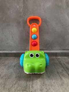 BKids Push and Pull Crocodile