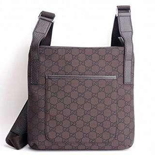 Gucci GG Crossbody Messenger Bag