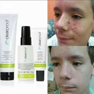 CLEARPROOF ACNE-PRONE REGIMEN SET