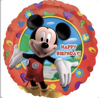 Mickey Mouse Clubhouse Balloon
