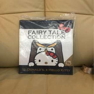 麥當勞hello kitty 童話世界書