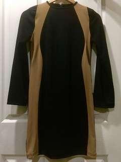 Meg bodycon dress