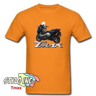 Yamaha Tmax Tshirt by stylo inc