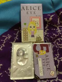 Alice Eye Korean Softlens