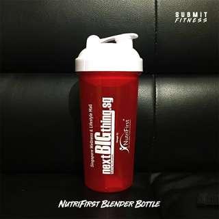 NutriFirst Blender Bottles