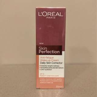 L'Oréal Paris Skin Perfection Anti-Fatigue Wake-Up Cream
