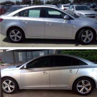 window tinting @car service