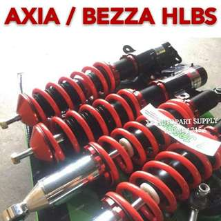 PERODUA AXIA / BEZZA ADJUSTABLE HLBS