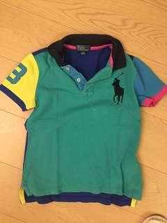 Polo Ralph Lauren Multi-color Polo Shirt