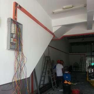 Professional wiring control