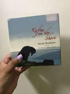 Kafka on the shore by haruki murakami (audiobook)