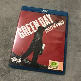 Green Day - Bullet in a Bible (Blu-Ray Disc)