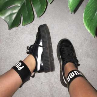 Fenty Puma Ankle Straps Creepers