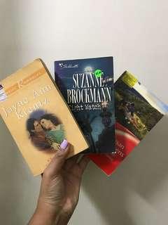 Harlequin Mills and Boon Romance novels (3 for $5) Jayne Ann Krentz