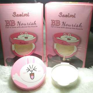Sasimi BB Nourish Block Defect Moisturizing