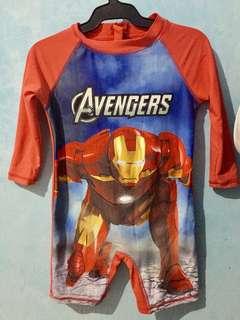 Avengers Rash guard!